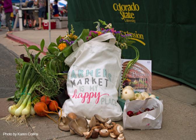 sponsor, volunteer, farmers market